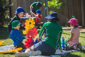 north rockhampton kindy & child care